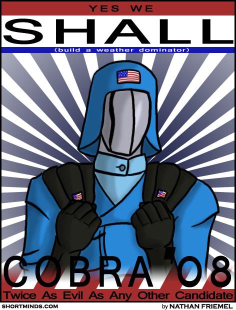 Vote Cobra