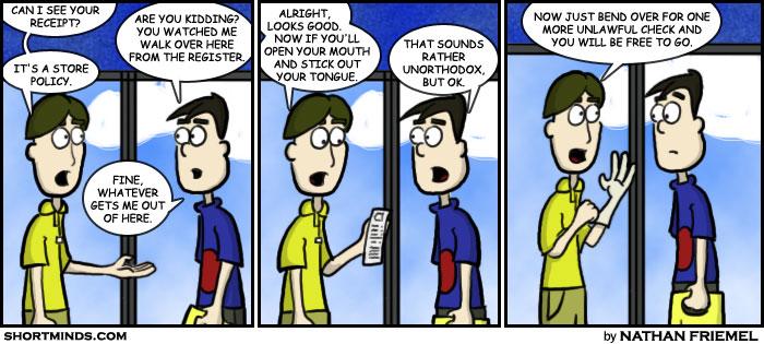 Anti-Consumer Device