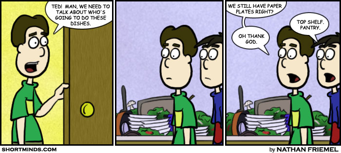 Sink Scum Part 1